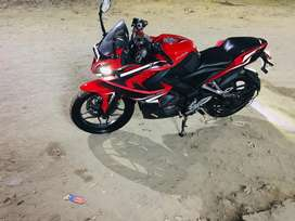 Pulsar RS 200 ABS
