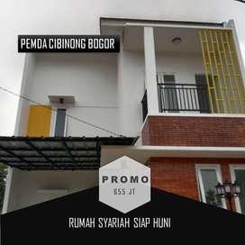 Rumah Syariah Cibinong 4,6 km ke Cibinong City Mall
