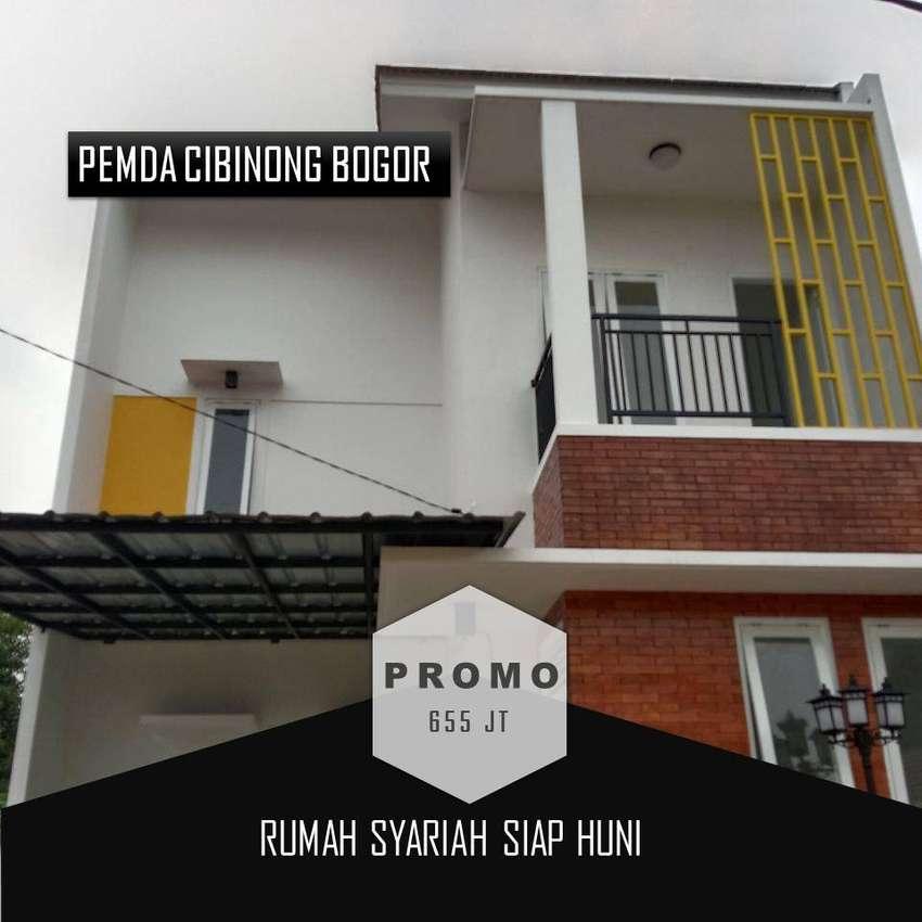 Rumah Syariah Cibinong 4,6 km ke Cibinong City Mall 0