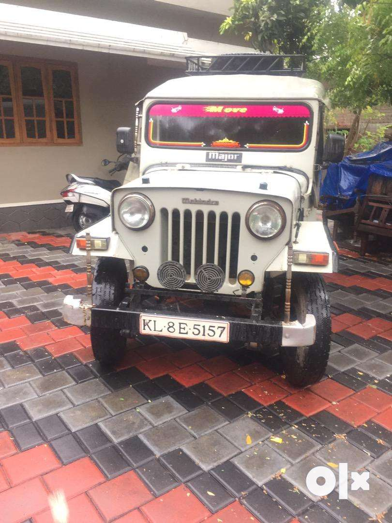 Good Condition and well maintained Mahindra Jeep DI 2WD 0
