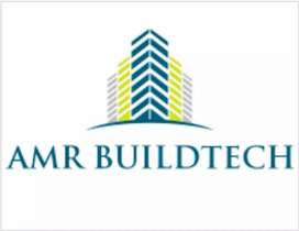 Civil contractors-construction wid material starting Rs 595/sqft