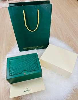 Authentic box ROLEX