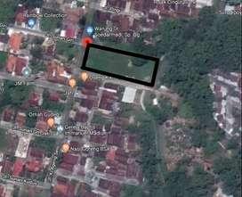 Jual Tanah Murah Strategis Nol Jalan Ki Ageng Selo Madiun
