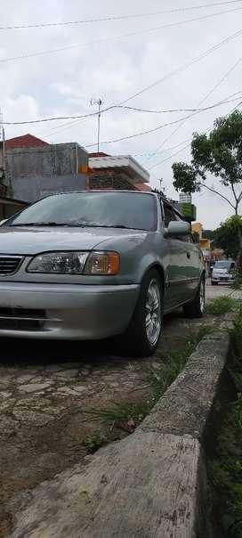 All New Corolla 2001