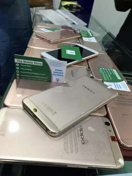 Oppo F1s 3gb/4gb 32gb dual sim brand new kits arrived pta appoved