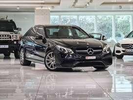 Mercedes-Benz E-Class E 63 AMG, 2015, Petrol
