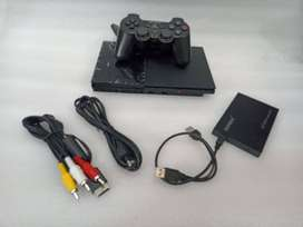 PS2 160GB HARD DISK WITH 60 GAME
