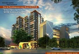 First @ Guntur,3bhk&4bhk 3 bedroom 4 bedroom,flats,duplex villas,house