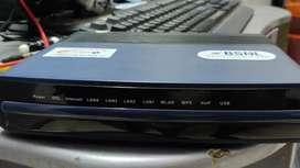 BSNL WiFi router/modem
