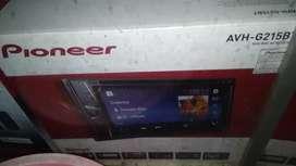 Doubledin Pioneer AVH-G215BT laris manis # HD Audio Jogja