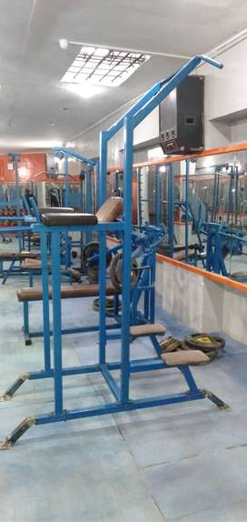 Used GYM Equipment's