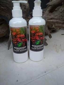 Pupuk mikroplus color booster aquascape