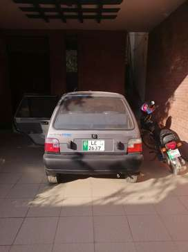 Suzuki Mehran VX with fully functional AC and Mp3+USB player