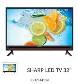 Sharp LED 32 inch #Cicilan dgn Home Credit