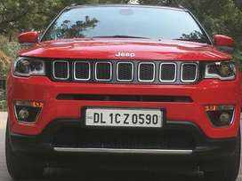 Jeep COMPASS Compass 1.4 Limited, 2017, Petrol
