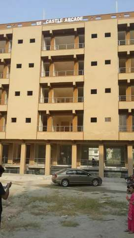 Cristal apartments located in korang twon opsit opposite pakistan twon