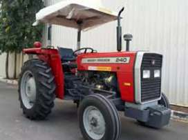GET (240 MF ) 2021 TRACTOR ON EASY INSTALMENT PLAN PY