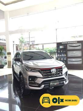 [Mobil Baru] READY TOYOTA FORTUNER 2020 ALL TYPE DP MINIM