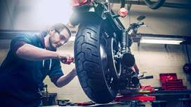 Grand Opening for bike mechanics