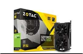 GTX 1050 ti 4 Gb DDR5