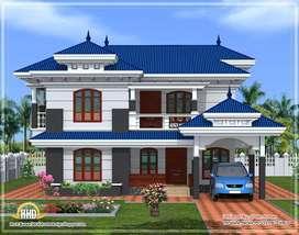 Luxury kerela models and farm houses