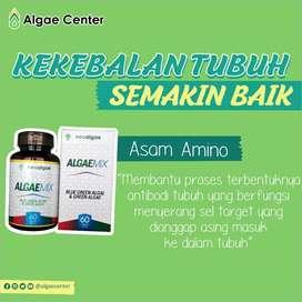 Algaemix campuran blue algae dan green algae