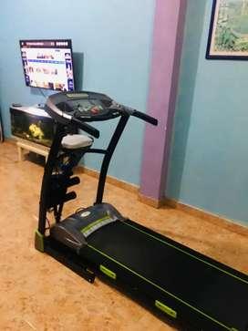 Treadmill elektrik PARIS series best seri murah auto