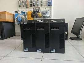 Cpu Lenovo ThinkCentre Core i5 ram 8GB SSD