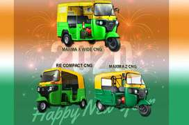 BAJAJ CNG AUTO and diesel auto,and LOAN ALLOWED