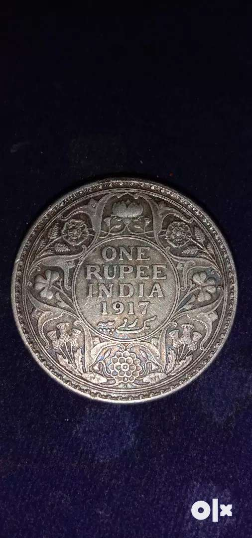 Selling silver coin1917 of ancient time