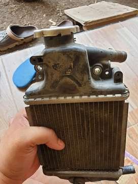 radiator vario 125 old 125 kzr