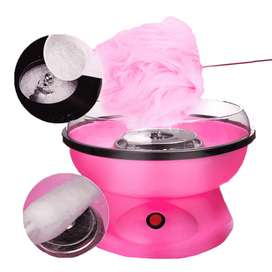 Cotton Candy Maker chocolates, without feeling you are mAKING your