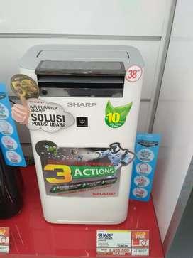 Air cleaner SHARP bunga bisa 0%