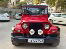 Mahindra Thar 2010-2015 CRDe AC, 2016, Diesel