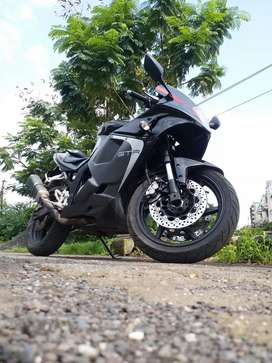 Hyosung gt250r, I want to sell & exchange with sport bike or car