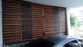 tirai kayu krey kayu pvc 23