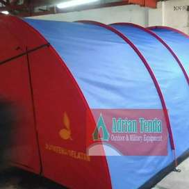 Tenda dome lorong 3x6