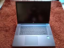Hp Zbook CI7 likenew & like render