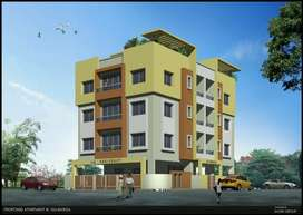DISCOUNTED PRICE INCLUDING CAR PARKING SPACE- 2BHK FLATS IN GDA LAYOUT