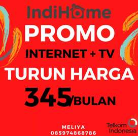 INTERNET TV INDIHOME TJK BARAT