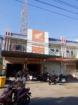 Ruko bengkel murah dan potensial di Mataram Lombok