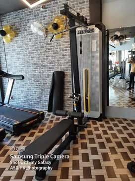 fully commercial brand new gym setup