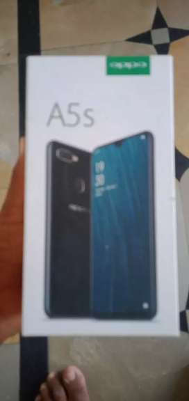 OPPO A5s 4G  64GB  GREEN
