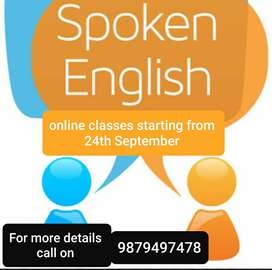 Spoken English classes