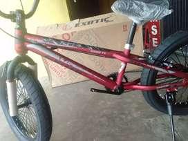 Sepeda BMX exotic ban besar 3.0