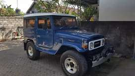 Hardtop Biru Diesel - Kondisi super -