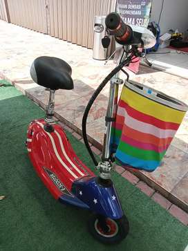 Scooter Anak Listrik