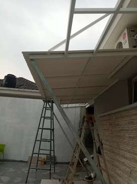 Canopy taman & garasi (Karya21)