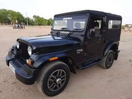 Mahindra Thar 2015 Diesel Well Maintained condition