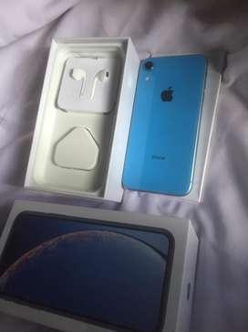 Iphone XR 128GB Blue Dual SIM